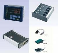 Ekrani za mjerne uređaje i priključci za prijenos podataka